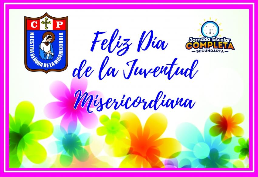 Día de la Juventud Misericordiana